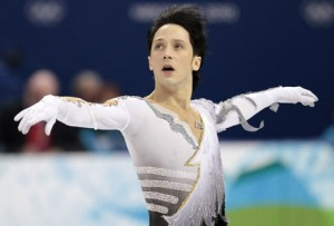 Johnny Weir Returns to the ice for another shot at the Oplympics