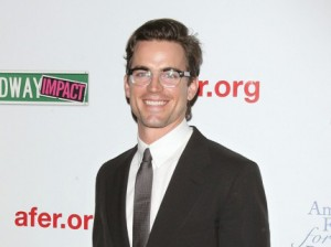 Matt Bomer Discusses Prop 8 Play