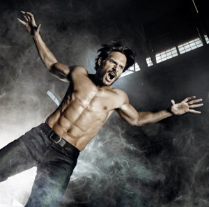 Sexy Joe Manganiello Covers Men's Health U.K.