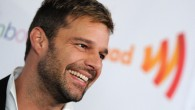 Ricky Martin was honored at the 23rd Annual GLAAD Media Awards held at the Marriott...