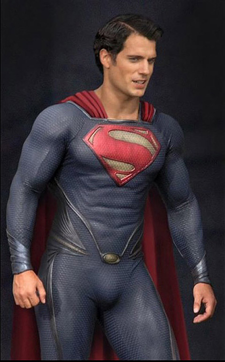 Check Out These Images Of Henry Cavill On The Set Of Superman  The New
