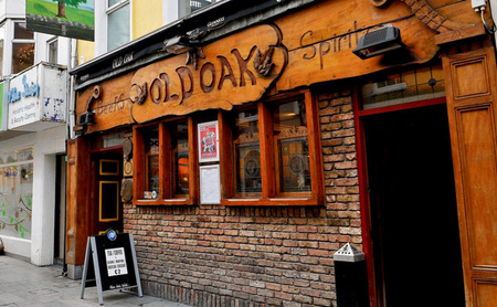 The bar in Ireland accused of asking a gay couple to leave after they kissed ...
